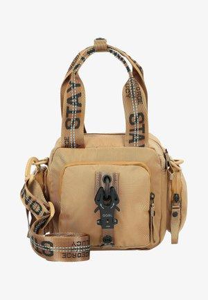 Handbag - toffee strong