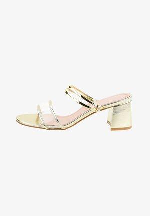 IBRASINO - Sandals - platinum