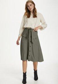 Saint Tropez - A-line skirt - musk - 1
