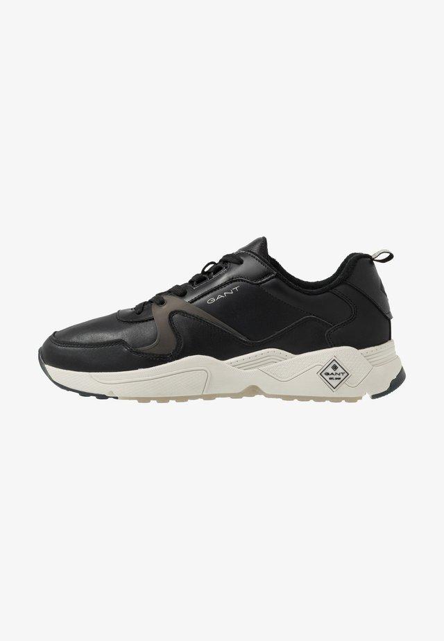 NICEWILL - Sneakers laag - black