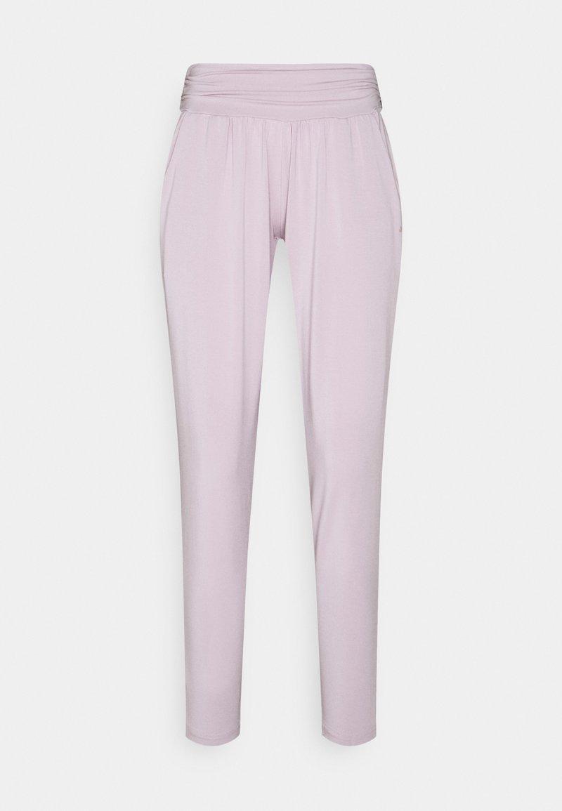 Curare Yogawear - PANTS LONG LOOSE - Trainingsbroek - rose
