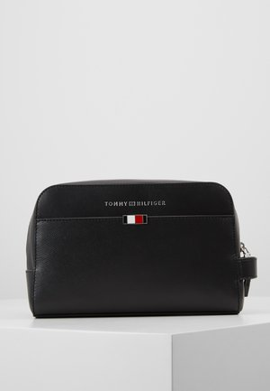 BUSINESS WASHBAG - Wash bag - black