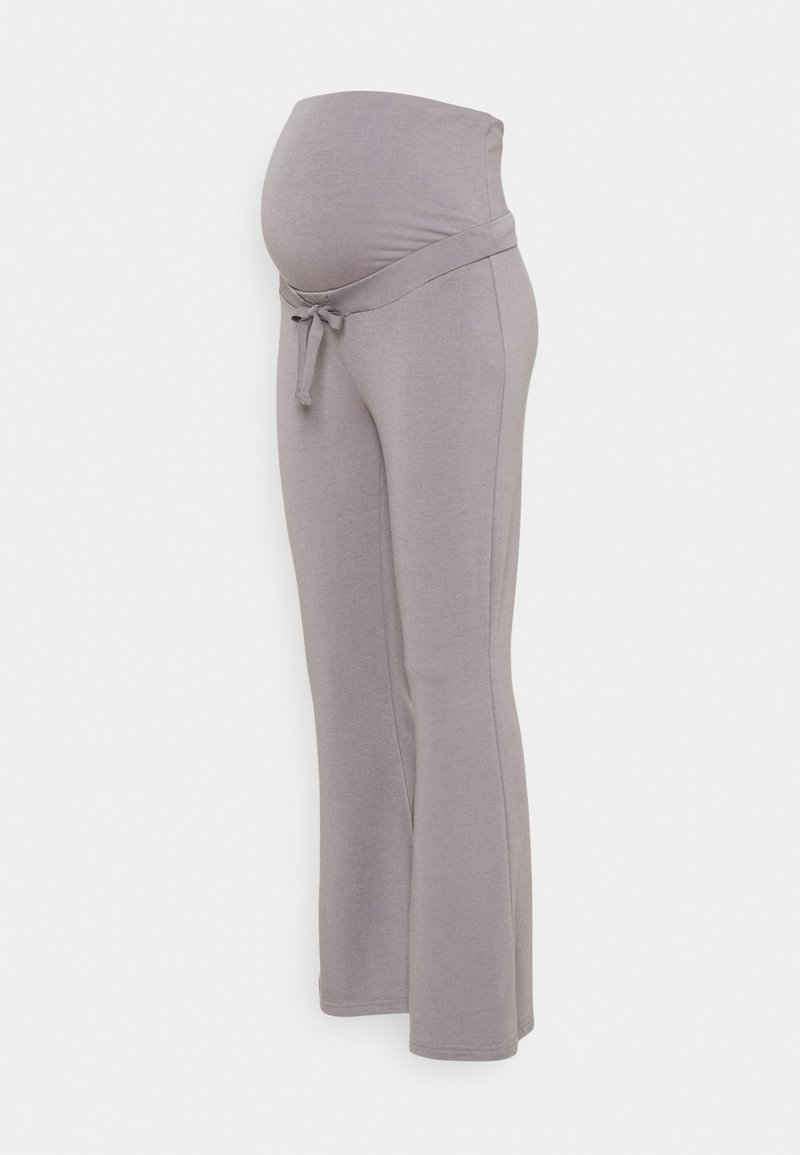 Anna Field MAMA - Tracksuit bottoms - dark grey