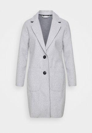 JDYBONDY - Classic coat - light grey melange
