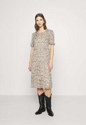 VIALTAS MIDI DRESS - Day dress - cloud dancer