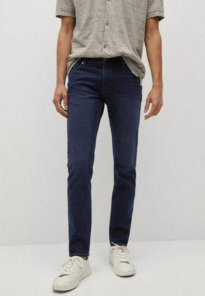 JAN - Jeans slim fit - dyp mørk blå
