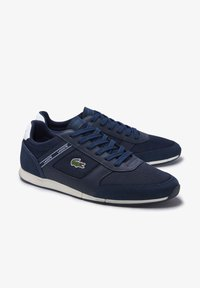 Lacoste - Sneakersy niskie - nvy/wht - 0