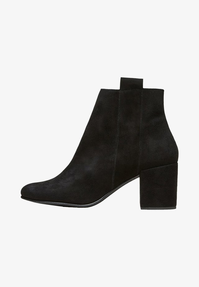 SLFSANA NEW BOOT - Botki - black
