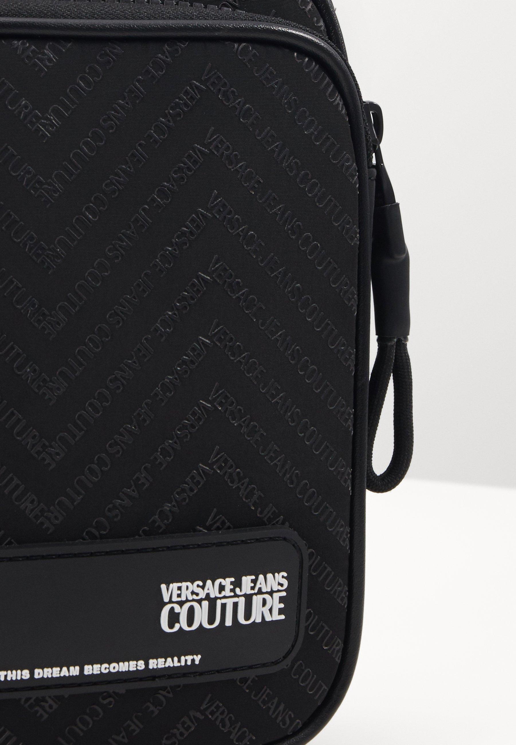 Versace Jeans Couture Torba Na Ramię - Nero