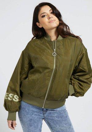 Bomber Jacket - grün