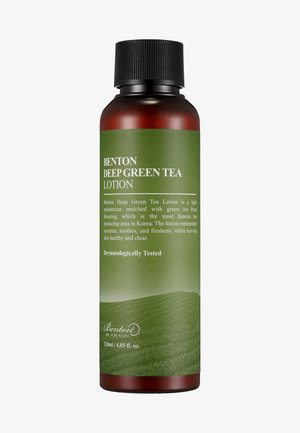 DEEP GREEN TEA LOTION  - Gesichtscreme - -