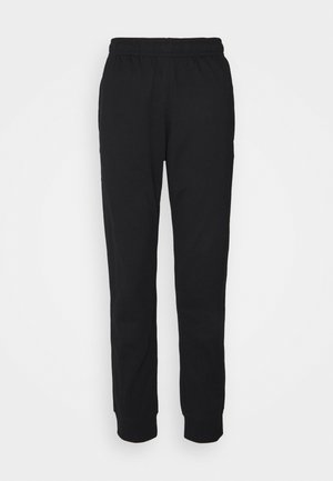 CUFF PANTS - Tracksuit bottoms - black