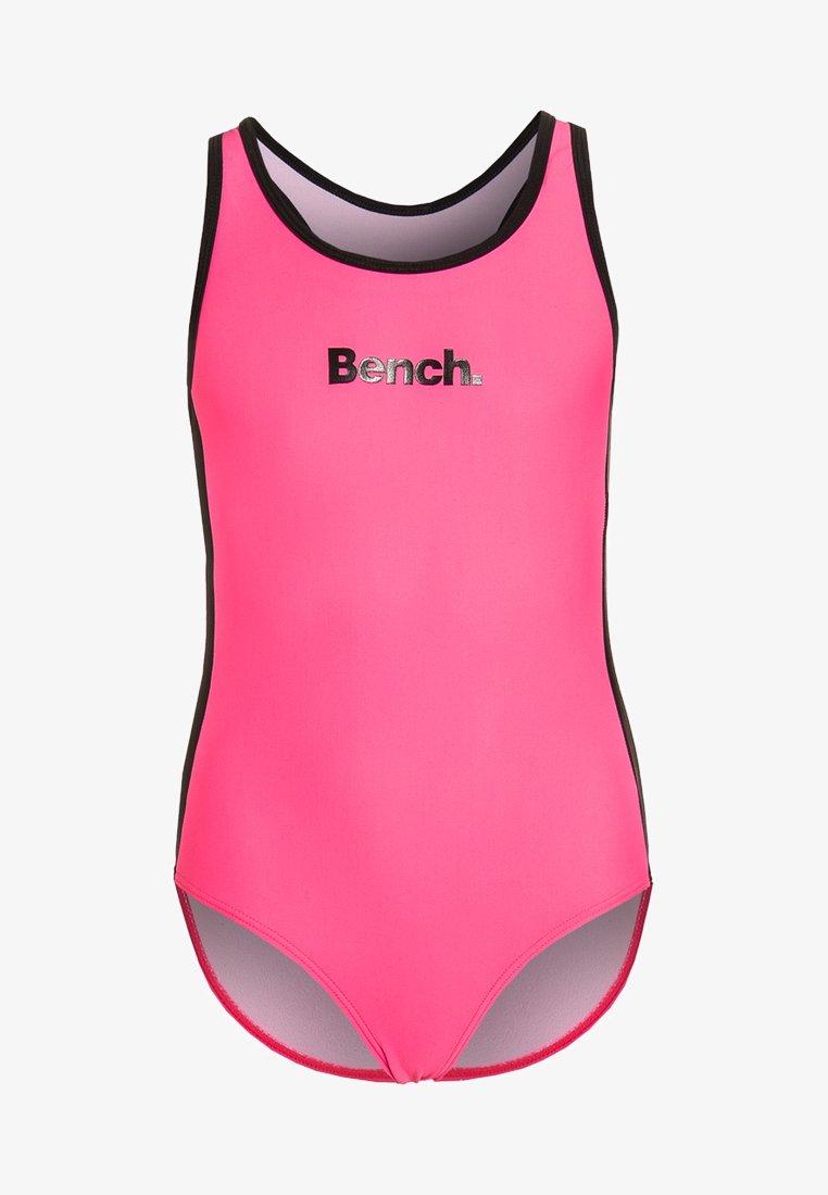 Bench - Swimsuit - pink/black