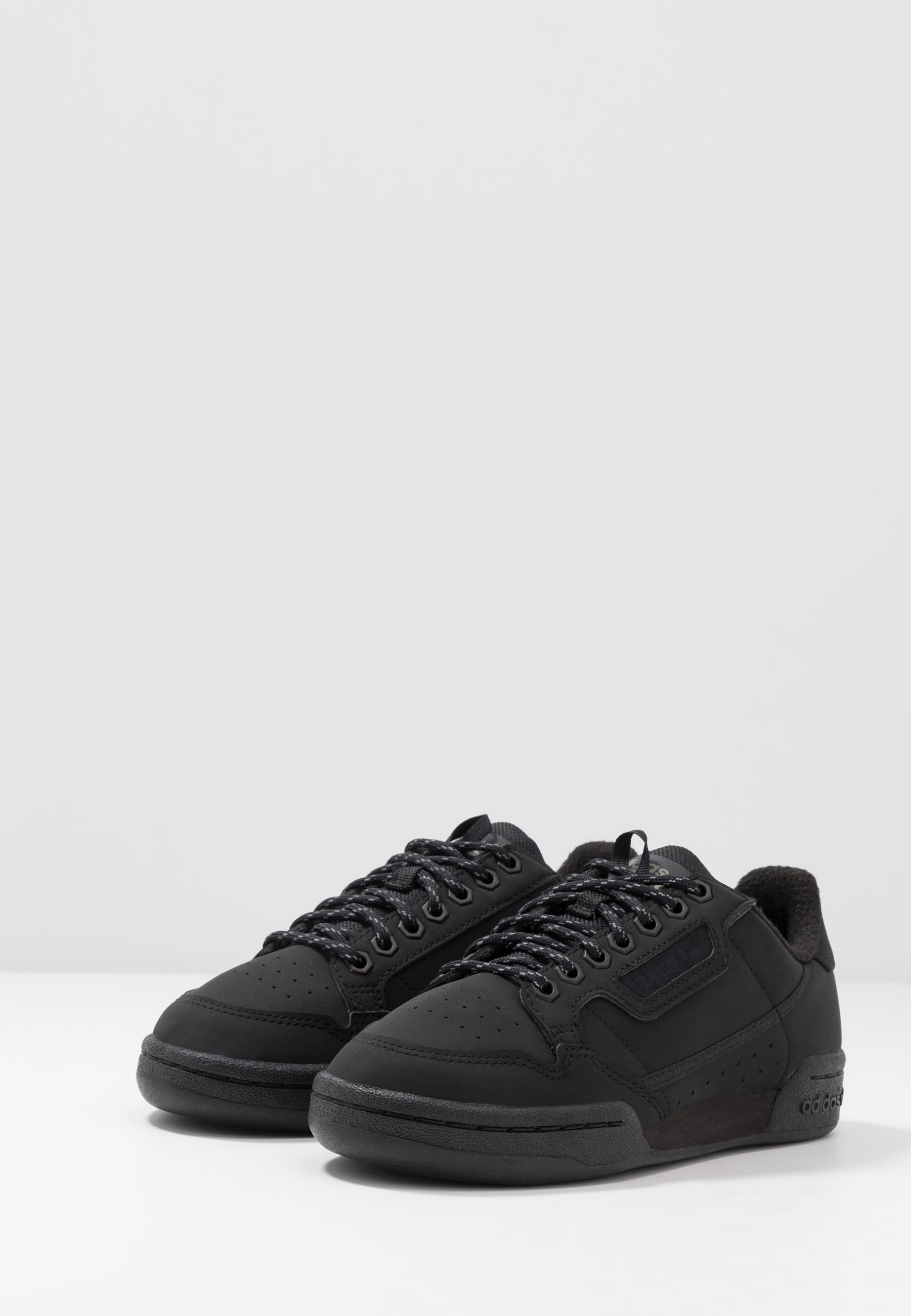 Limite di sconto Scarpe da uomo adidas Originals CONTINENTAL 80 Sneakers basse core black/trace green