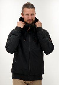 alife & kickin - DON - Winter jacket - moonless - 0