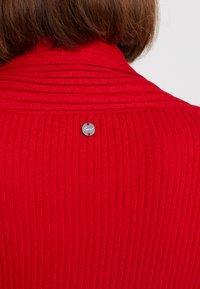Esprit - CARDI - Cardigan - red - 5