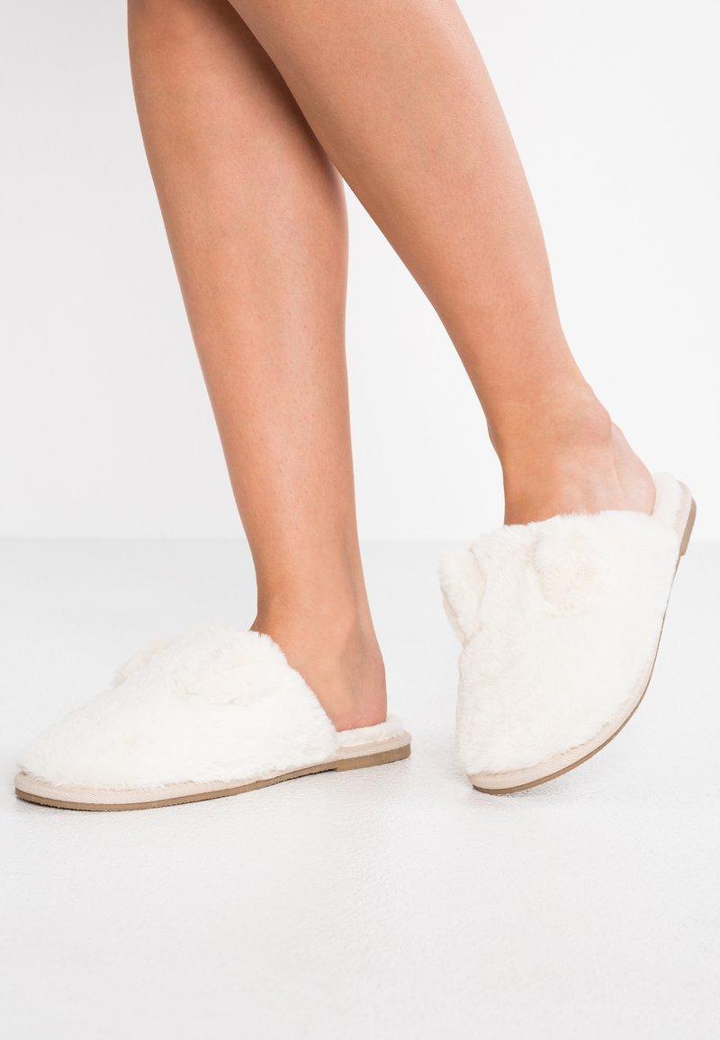 Vero Moda - VMLISE - Slippers - pristine