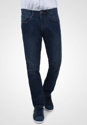Slim fit jeans - denim darkblue