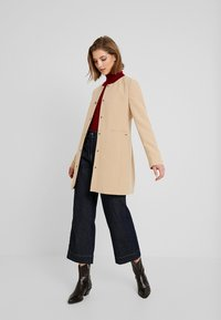 b.young - BYDALA COAT - Classic coat - beige - 1