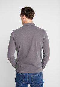 Marc O'Polo - LONG SLEEVE - Polo shirt - castlerock - 2