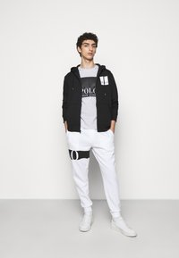 Polo Ralph Lauren - TECH - veste en sweat zippée - black - 1