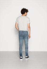Brave Soul - ELBA - Jeans slim fit - blue - 2
