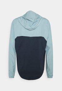 ASICS - VISIBILITY JACKET - Sports jacket - smoke blue/french blue - 1