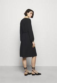 Filippa K - WILLA DRESS - Vestito estivo - black - 2