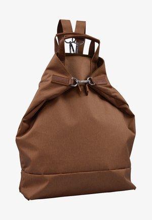 Tagesrucksack - dark brown
