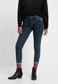 Mavi - LEXY - Jeans Skinny Fit - ink random embelished - 0