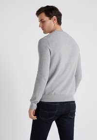 Polo Ralph Lauren - LONG SLEEVE - Neule - andover heather - 2