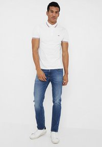 Lee - DAREN ZIP FLY - Jeans a sigaretta - broken blue - 1