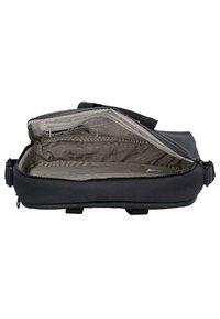 Salzen - Laptop bag - charcoal black - 4