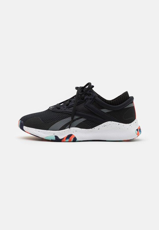 REEBOK HIIT TR - Chaussures d'entraînement et de fitness - black/white