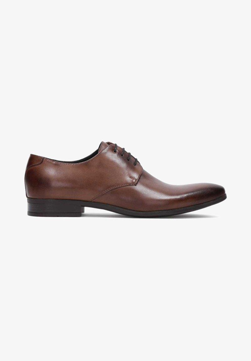 Kazar - OSVALDO - Stringate eleganti - brown