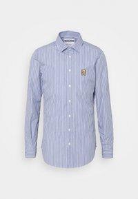 MOSCHINO - BLOUSE - Shirt - light blue - 8