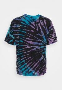 Mennace - MENNACE SUNDAZE TIE DYE BOXY - Print T-shirt - multi - 1