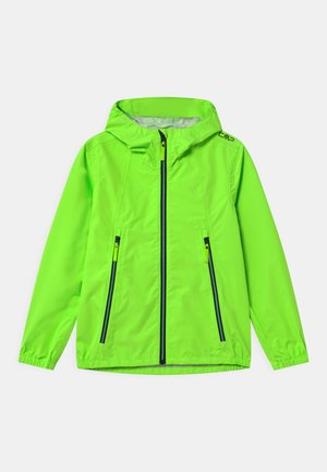 KID FIX HOOD - Waterproof jacket - mela
