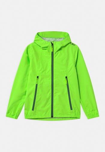 KID FIX HOOD - Waterproof jacket - mela