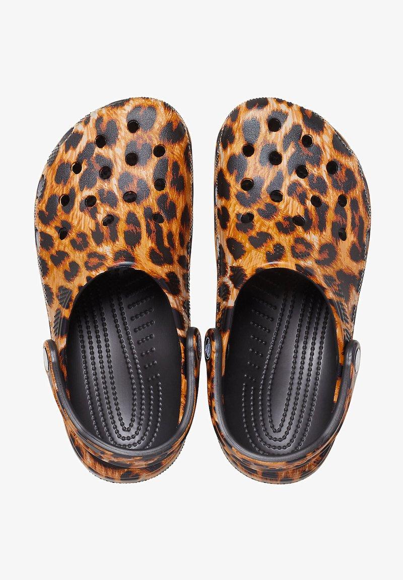 Crocs - ANIMAL PRINT  - Clogs - leopard