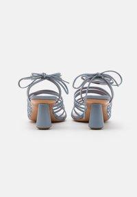 MAX&Co. - ESTRELLA - Sandals - light grey - 3