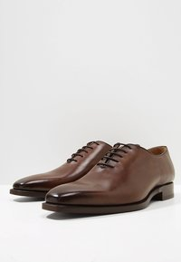 Cordwainer - ARMAND - Smart lace-ups - elba espresso - 2