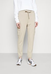 ONLY - ONLPOPTRASH  - Cargo trousers - humus - 0