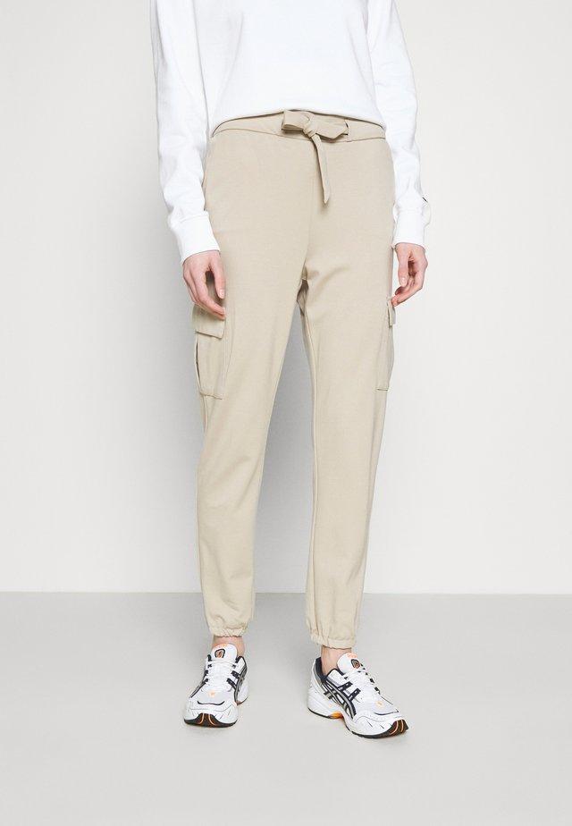 ONLPOPTRASH  - Pantalones cargo - humus