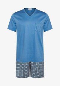 mey - Pyjamas - royal blue - 5