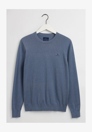 Bluza - denim blue melange