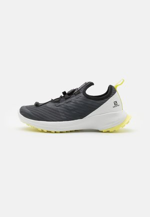 SENSE FLOW UNISEX - Hiking shoes - ebony/white/charlock