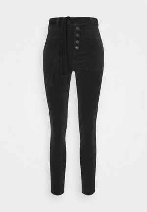 JEGGING - Bukse - onyx black
