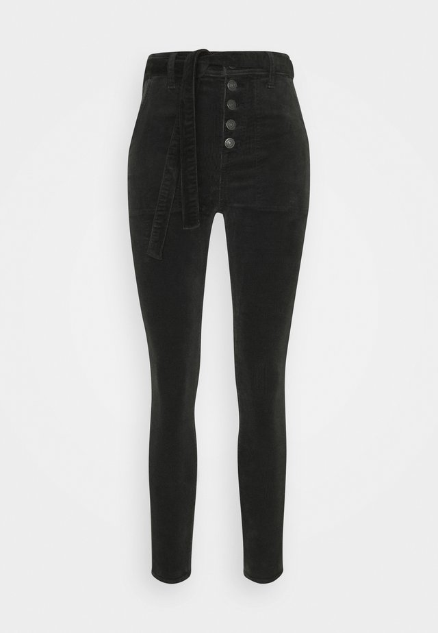 JEGGING - Kalhoty - onyx black