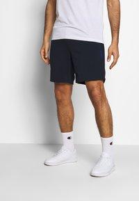 Jack & Jones Performance - JJIZPOLYESTER SHORT - Sports shorts - sky captain - 0